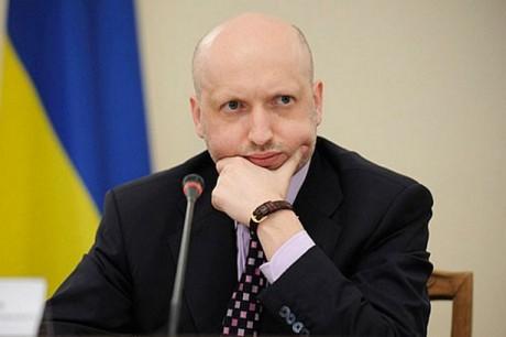 Турчинов: украинская армия способна «зачистить» Донбасс замесяц