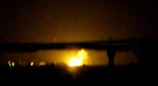 ВВС Израиля нанесли удар поскладу «Хезболлы» уДамаска