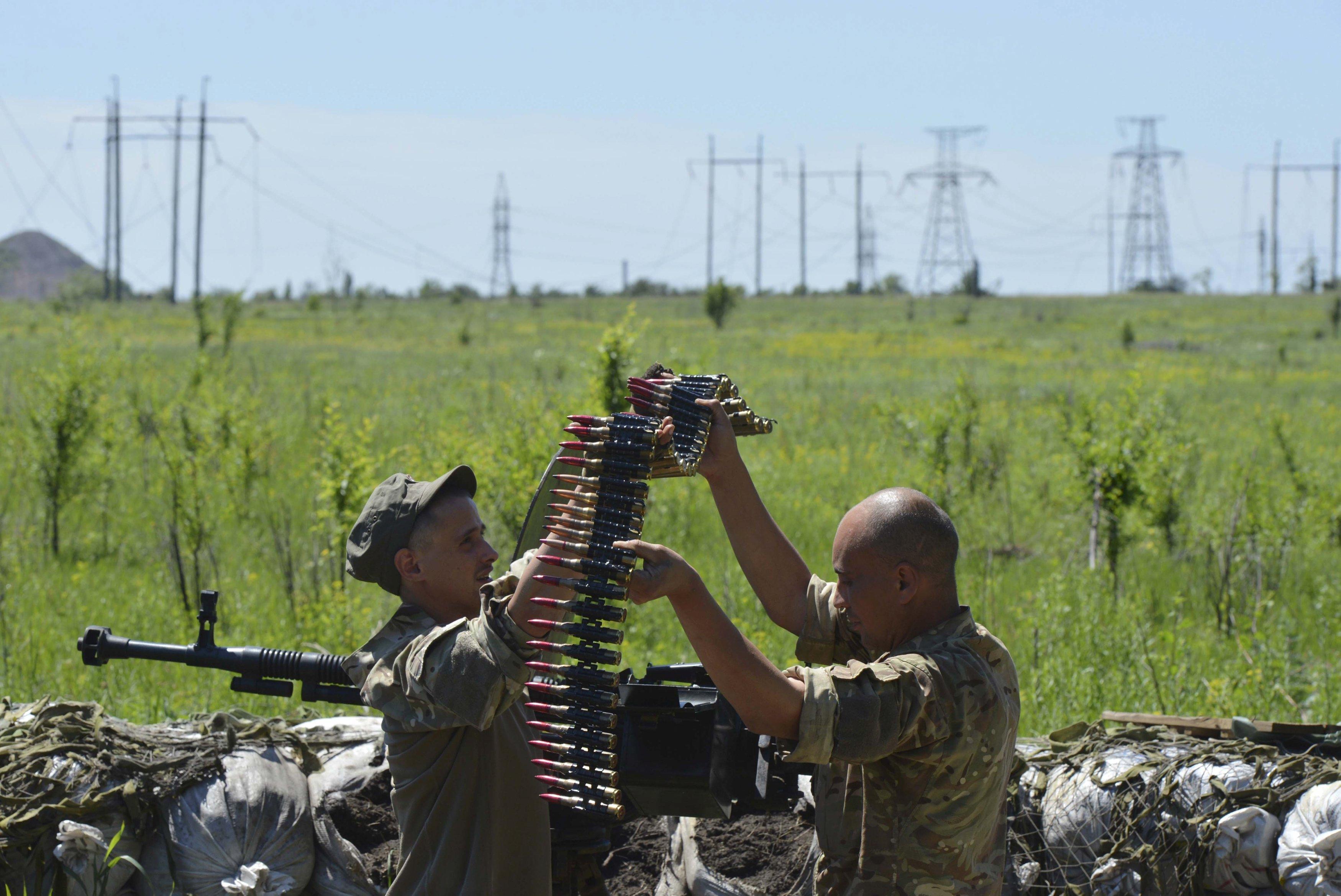 За день бойовики 18 разів обстріляли позиції ЗСУ (9.99 17) 878311d5b444f
