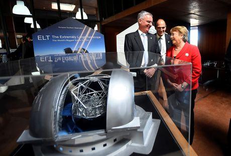 Крупнейший в мире телескоп начали возводить в Чили