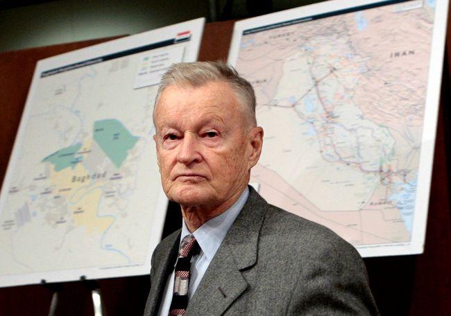Скончался экс-советник прежнего президента США Бжезинский