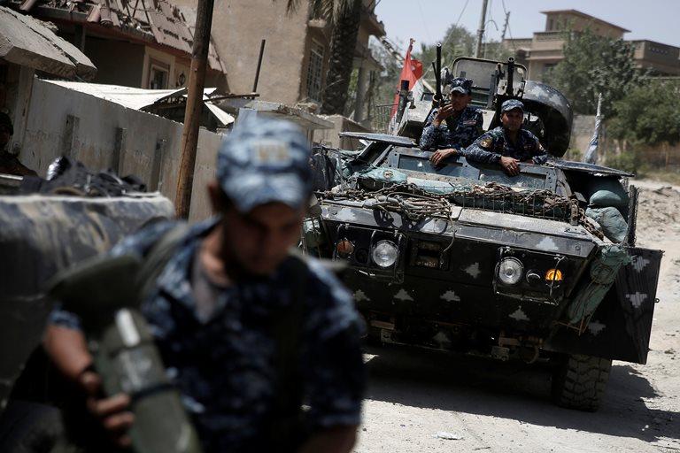 Иракские военные начали операцию позахвату последнего оплотаИГ вМосуле