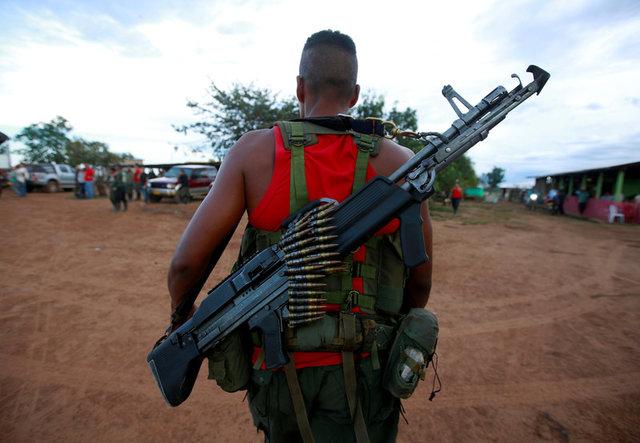 Все оружие персонального пользования РВСК вКолумбии сдано миссии ООН