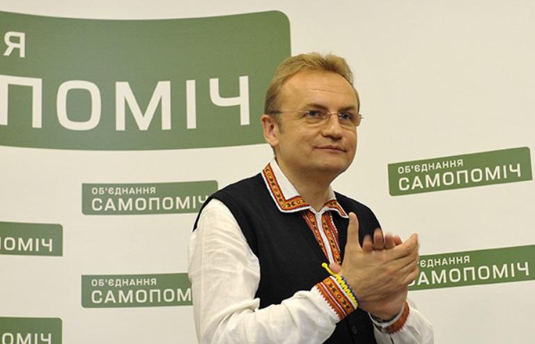 Суд конфисковал упартии Садового 132 тыс. грн «неправильных» взносов