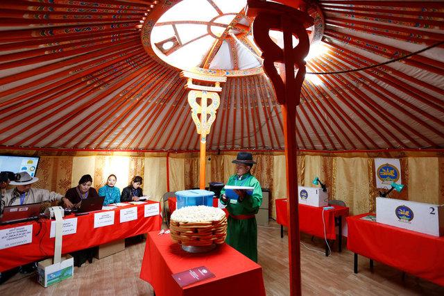 ВМонголии выбирают президента