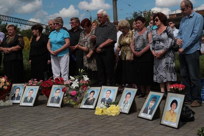 Сегодня исполняется 15-я годовщина Скниловской трагедии