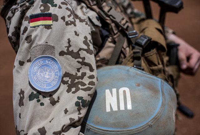 ВМали разбился германский вертолет смиротворцами ООН