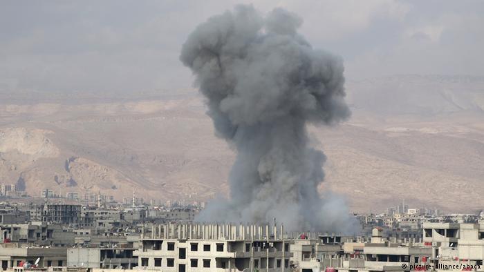 Русская авиация нанесла удар посирийской провинции, погибли неменее 30 человек