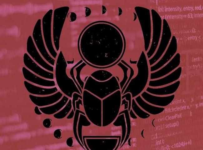 Киберполиция предупреждает ораспространении вируса Scarab
