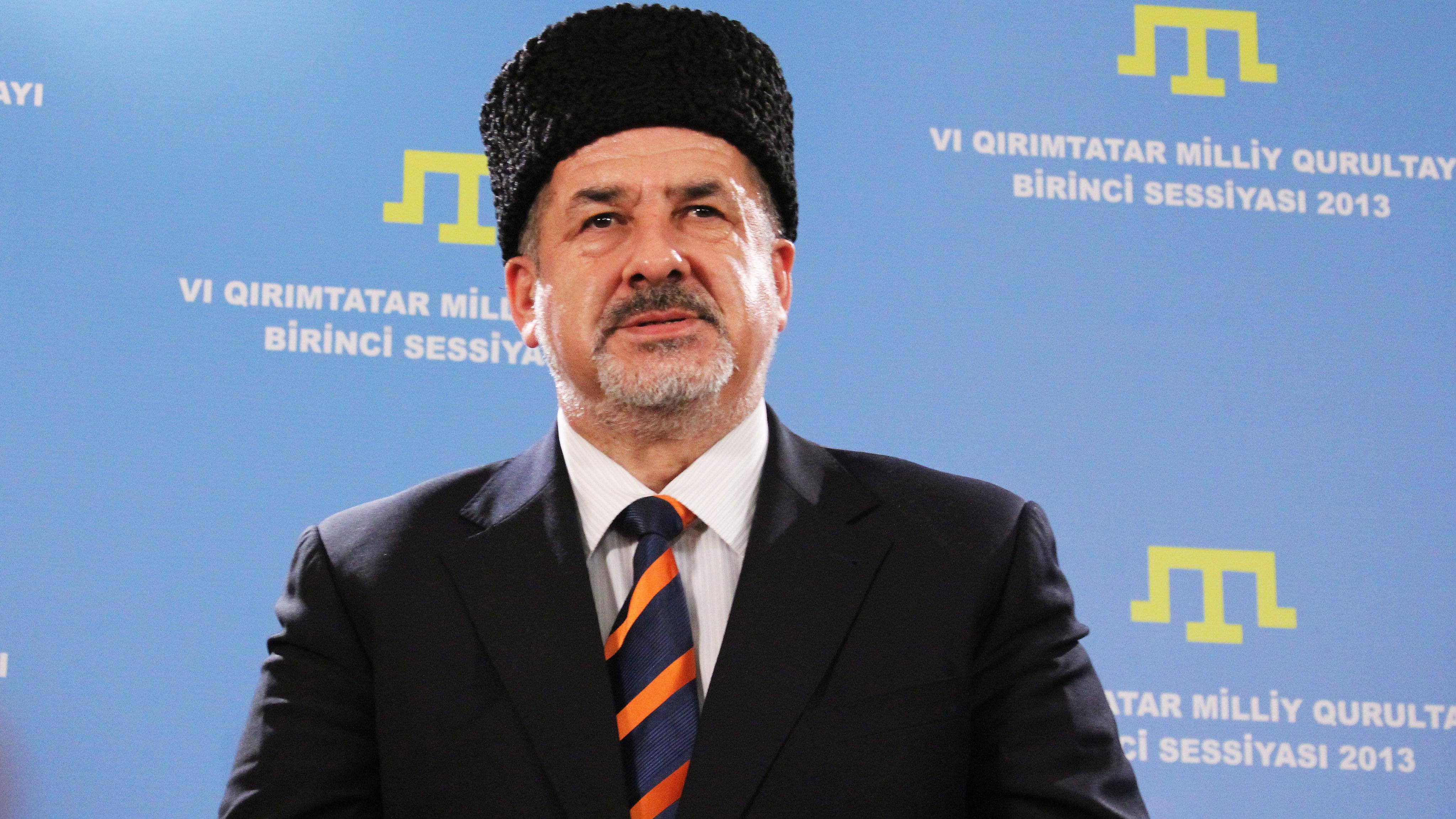 Чубаров закликає кримчан бойкотувати вибори