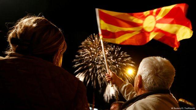 «Бывшая Македония»— балканская страна готова выбрать новое имя