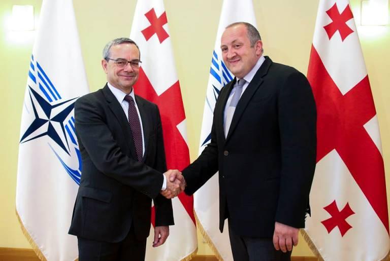 РФмає повернутись доофіційно визнаних кордонів— ПрезидентПА НАТО