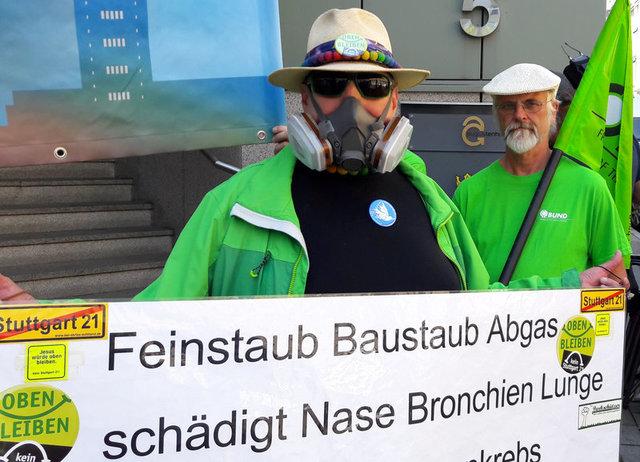 ВШтутгарте суд позволил запретить дизельные авто