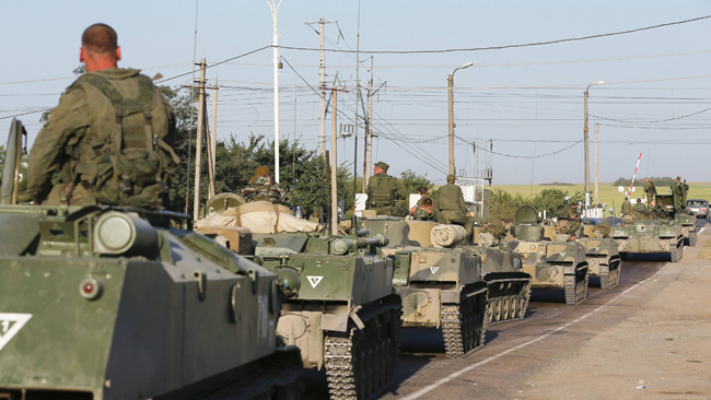 ГУР: РФстянула награницу с Украинским государством неменее 40 тыс. военных