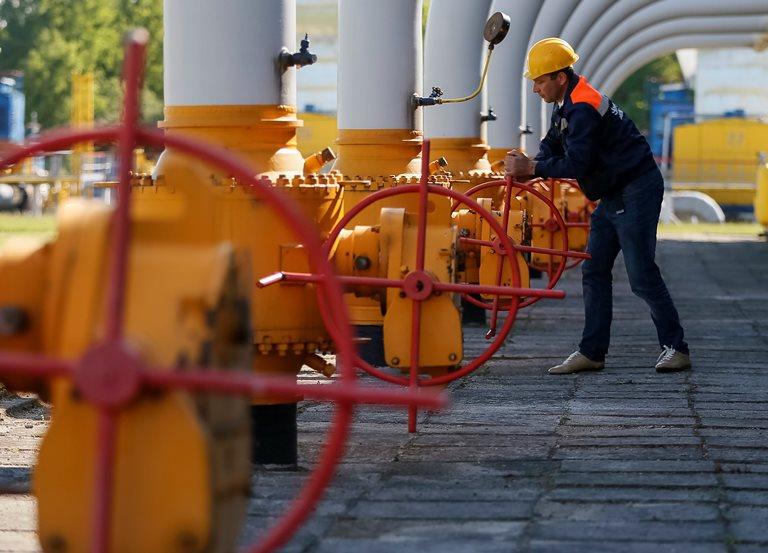 Украина заполтора месяца отопительного сезона использовала 1 млрд кубов газа