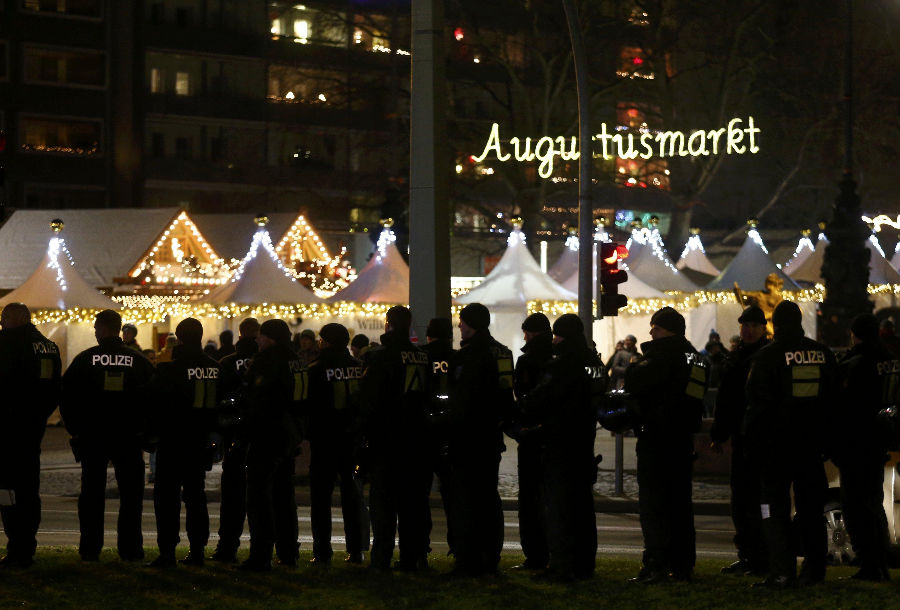 Поліція Німеччини перед Новим роком посилює заходи безпеки