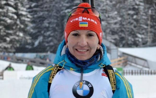 Підгрушна— краща спортсменка України угрудні