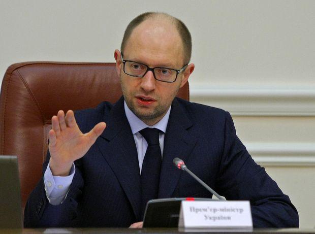 Правительство снизило налог на зарплату до 22% - Яценюк