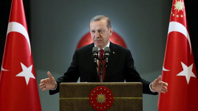 Госдеп счел нелепостью обвинения Эрдогана вподдержкеИГ