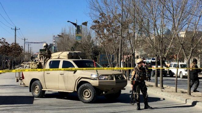 ВКабуле при взрыве умечети погибли 4 человека
