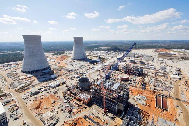 Украина договорилась с американско-японской компанией о продолжении поставок ядерного топлива