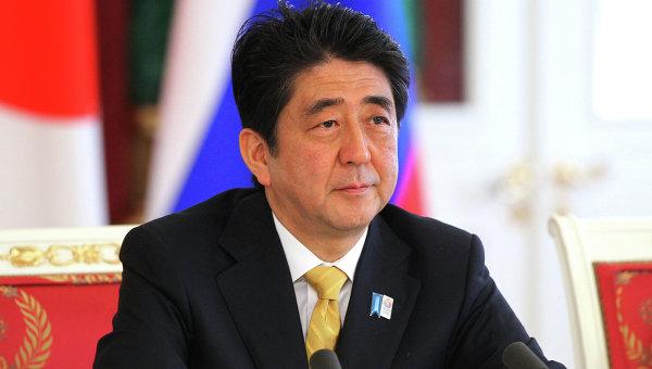 Абэ: провокации КНДР представляют опасность для Японии