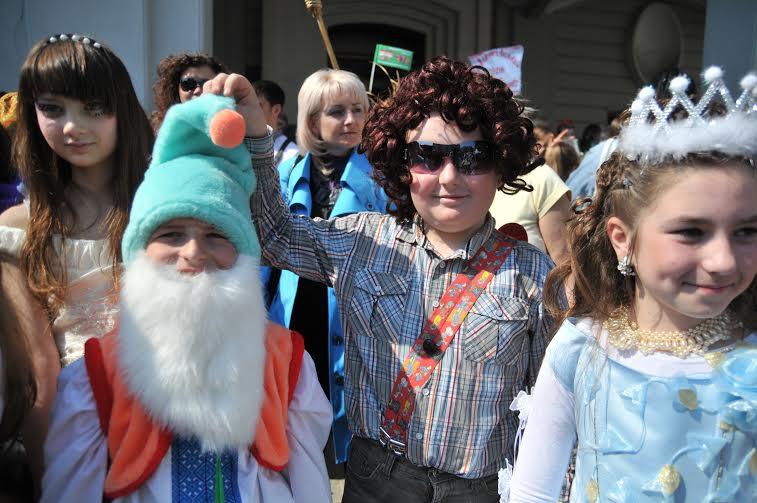 В воскресенье во Львове - праздник сказок