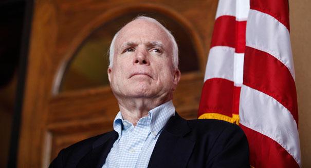 Сенатор Маккейн: РФ несет большую опасность для мира, чем «Исламское государство»