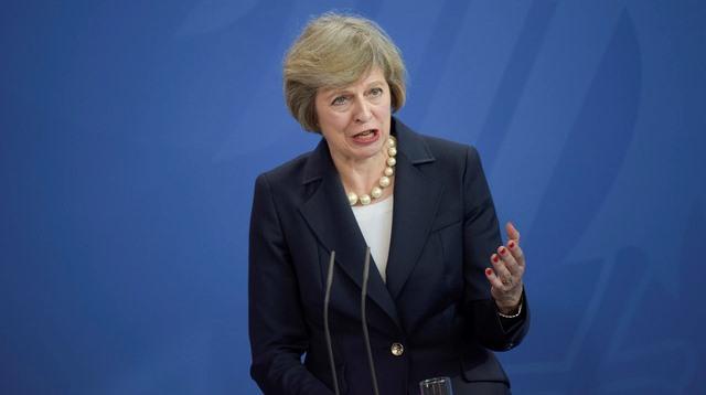 Мэй предположила выход Англии изЕС без заключения соглашения