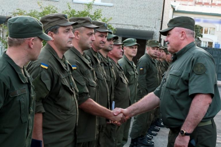Порошенко сократил Рудницкого споста заместителя командующего Нацгвардии