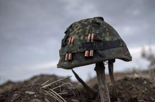 Один український військовий загинув унаслідок мінометного обстрілу району Красногорівки— штаб АТО