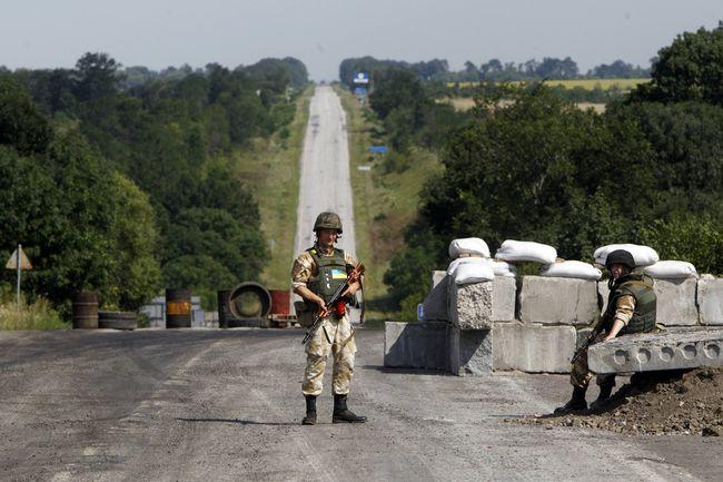 Доба взоні АТО минула без втрат серед українських військовиків,— Лисенко