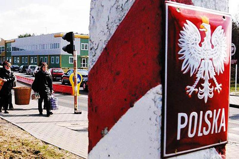 Польша отменила безвизовое движения сКалининградской областью