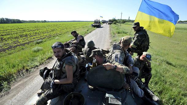 Штаб АТО: Боевики атаковали позиции ВСУ 20 раз, трое украинских военных ранено