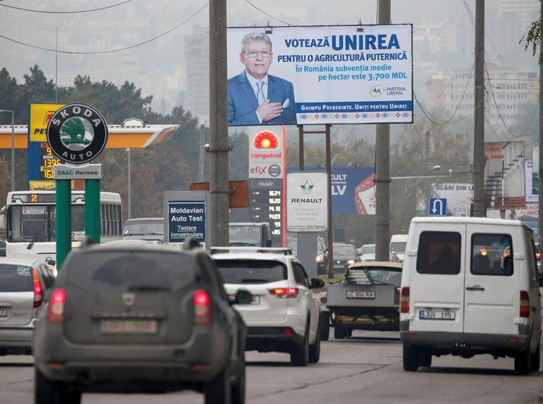 ВМолдавии— день тишины перед президентскими выборами