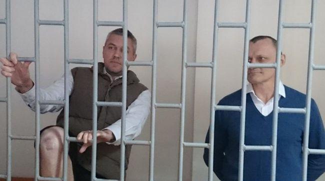 Клых иКарпюк обратились вМинюст спросьбой опереводе в государство Украину