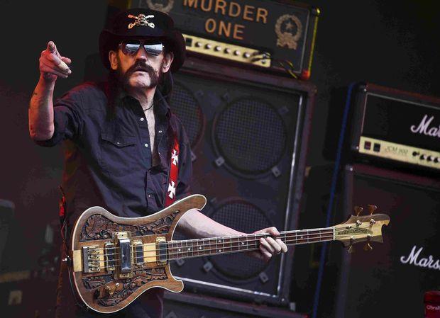 УБританії помер засновник хард рок-групи Motorhead