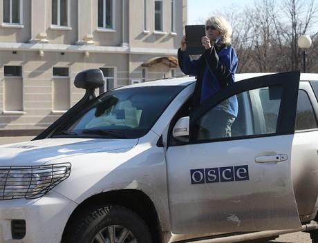 Бойовики недопускають на підконтрольні їм території спостерігачів ОБСЄ - Генштаб ЗСУ