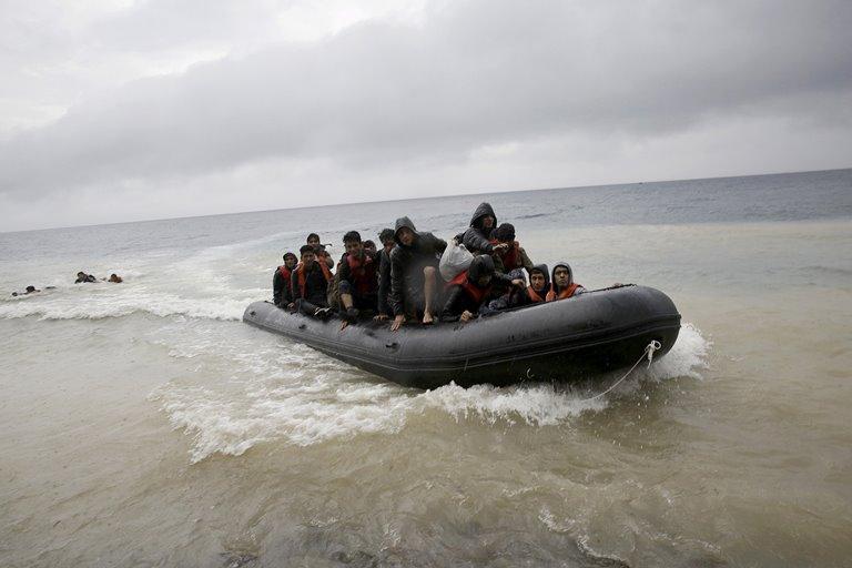 Неподалеку от берегов Ливии пропали 84 мигранта