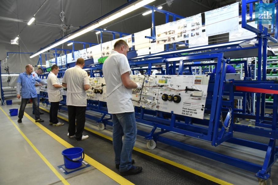 Fujikura откроет заводы вВиннице иЧеркассах
