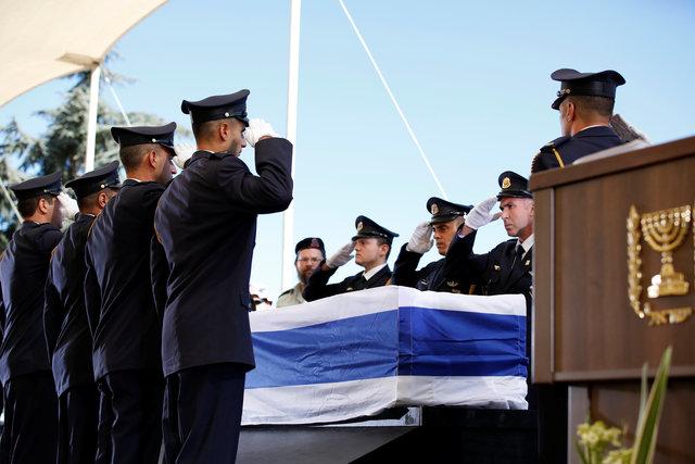 Обама, Олланд иМатвиенко прибыли напохороны Шимона Переса вИерусалим