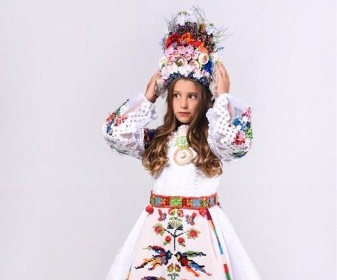 9-летняя украинка стала победительницей конкурса «Мини-мисс Европа»