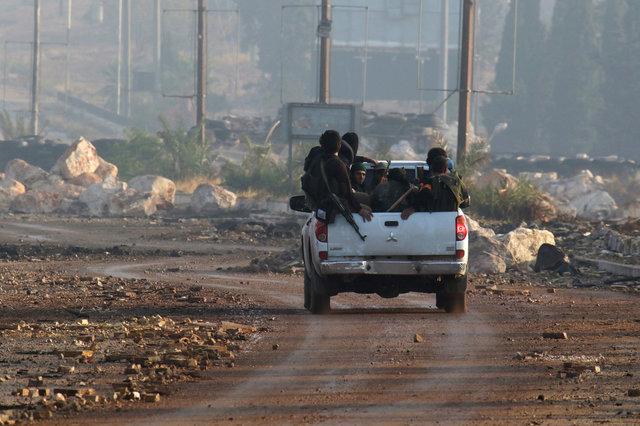 Отракетных ударов бунтовщиков вАлеппо погибли 38 гражданских