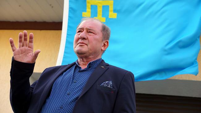 Волкер встретился спомилованными Путиным лидерами меджлиса крымских татар
