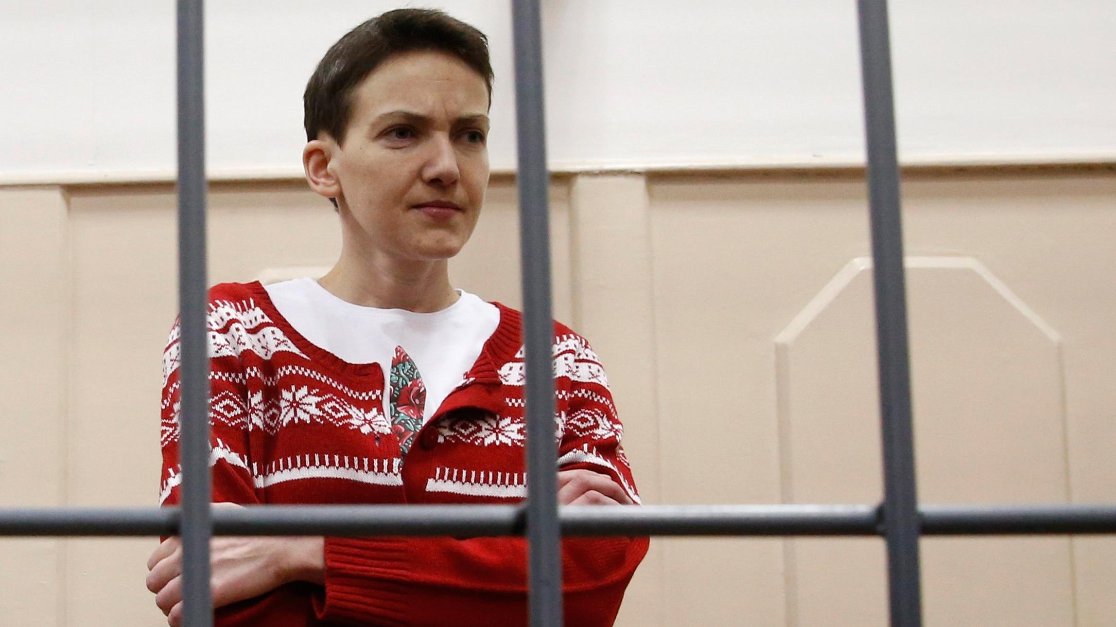 Суд усправі Н.Савченко продовжиться сьогодні