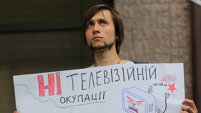 Нацсовет обнародовал  список 500 запрещенных русских  фильмов