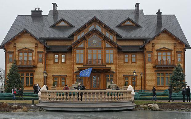 Резиденция Януковича окончательно перешла всобственность государства