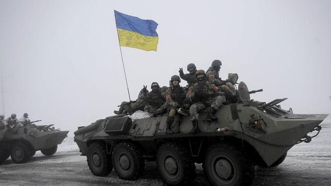 Штаб АТО: Боевики атаковали позиции ВСУ врайоне Попасной