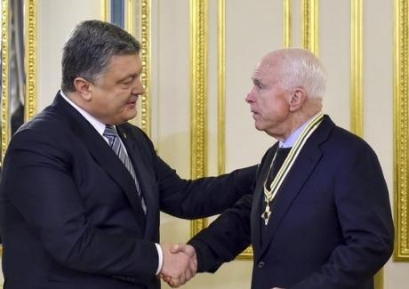 Американские сенаторы Грэм иМаккейн приедут в Украинское государство под Новый год