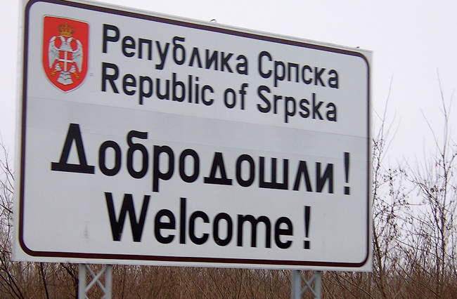 Лидер Республики Сербской анонсировал референдум оботделении отБоснии